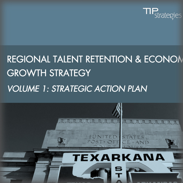 Regional Talent Retention & Economic Growth Strategy Vol 1
