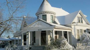 Clarksville's White Christmas