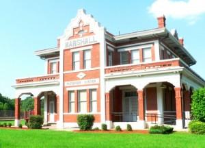 RR Depot & Museum Marshal