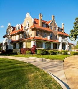 Scott Mansion-Starrett Funeral Home